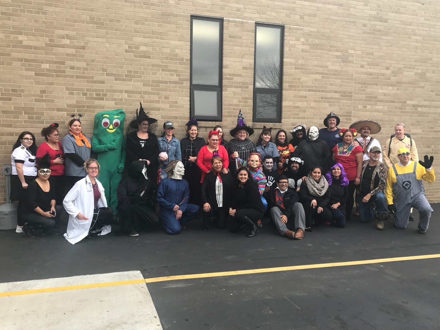 Winco Stamping's Annual Halloween Costume Contest
