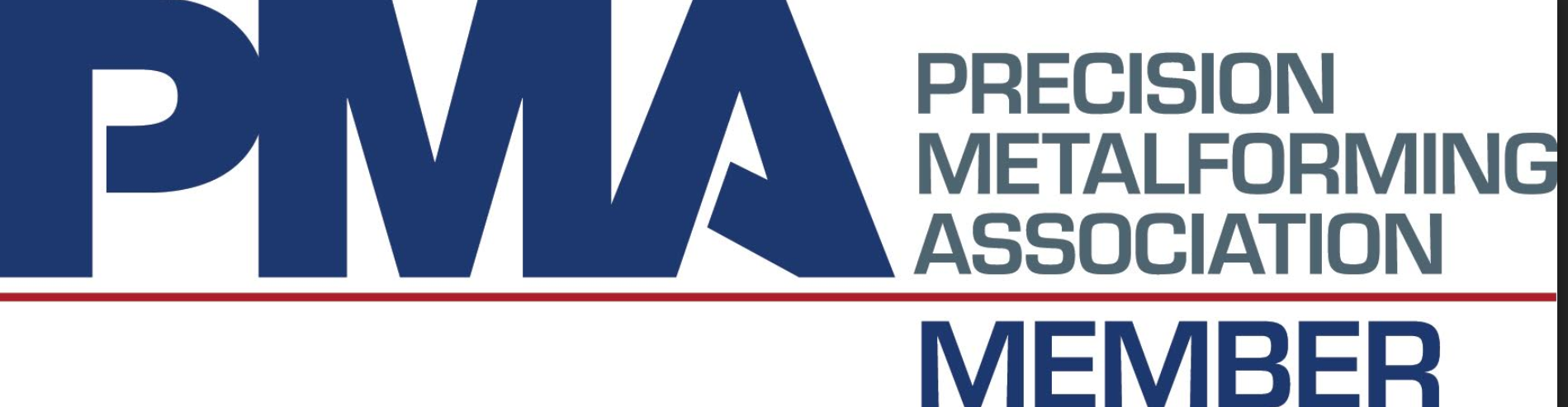 Precision Metal Association (PMA) Logo